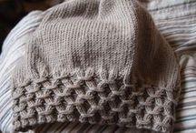 hačkovanie a pletenie - čapice a rukavice