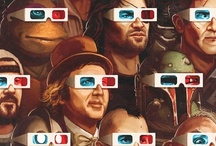 Pop Culture Stuff / All things Pop Culture that don't have their own board.  / by Matt Arpen