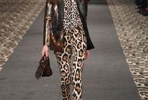 Leopard print / by Muriel Blackledge