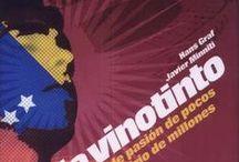 Libros Vinotinto / Las portadas de los libros sobre futbol venezolano y la Vinotinto.