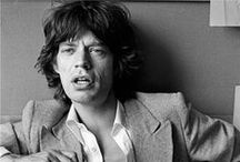 Mick Jagger / All things Mick Jagger / by Susan Duncan