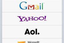 E-mail / Мобильная электронная почта на мобильных устройствах.