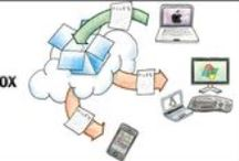 Общий доступ к файлам и Dropbox