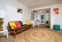 Home Staging - Beach Haven Road / A cute wee button. This home was empty. We filled it with colour and fun to help buyers see the potential