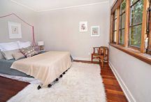 Home Staging - Mt Eden Road / With this original little art deco apartment we went vintage