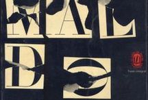 Le Livre de Poche / Cover designs by Pierre Faucheux and his atelier for literary paperbacks