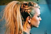 Hairstyles I LOVE / by Rebekah Whitcomb