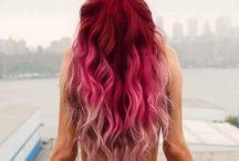Cheveux rouges / ... Comme la petite sirène!