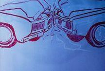 Crash / Visual interpretations of J.G. Ballard's controversial novel, and its cultural context