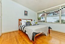 Home Staging - Beaconsfield Road / We transformed this empty 50's home with a cool 'scandi- inspired' bach theme.