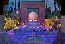 MOROCCO MEMOIR / Memories of trip to Morocco 2002, design, colour and symbolism