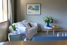 Home Staging - Grove Road / Full staging of a modern apartment by the sea