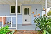 Home Staging - St Leonards Street / A cute wee railway cottage that we staged from empty