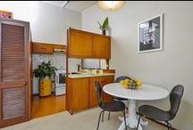 Home Staging - Victoria Road / Nothing gives us more joy that staging a modernist apartment.