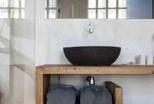 Hus - vårt bad / Inspirasjon til utforming av badet vårt <3
