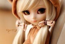 emmaneko / pullip dolls