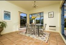 Home Staging - Church Street / Interior styling of a large four-level, three bedroom, home.