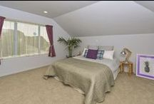 Home Staging - Old Lake Road #2 / Interior styling and staging of a three bedroom home.