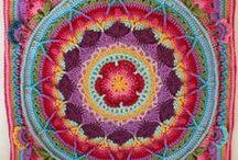 crochet / baby blanket