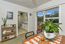 Home Staging - Hanlon Cres / A charming 1940's 1 bedroom duplex