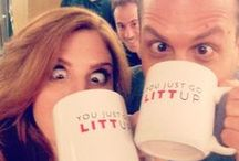 SUITS addiction / Who doesn't love Harvey, Donna and Mike?