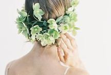 Wedding Greenery / Add nature and style to your reception with naturally beautiful foliage. wedding greenery, wedding greenery centerpiece, wedding greenery decor, wedding greenery garland, green wedding theme, botanical wedding, wedding foliage, wedding foliage decor, greenery wedding bouquets, greenery wedding inspiration, tropical leaf wedding decor