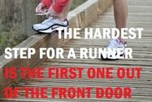 Fit-spiration / It's 6:00AM and your alarm is buzzing. Do I get dressed and head out for my run, or do I roll over and fall back asleep? Read a few of these for a little inspiration to help you stay committed to your goals!  / by Mississauga Marathon