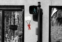 Urban Art / Quand l'art investit la rue.. Quand les amateurs s'adonnent à l'art.. / by SelAliSal