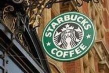 Starbucks around the world / by Traveling Ruygt