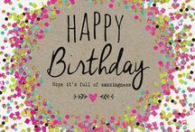 Birthday Birthday