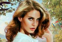 Lana Del Rey / by Sandra Sohn