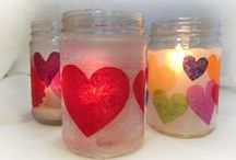 Kelcey's Craft Corner / Fun crafts to try with kids from Kelcey Kalumbula of Cloud 9 Workshop.
