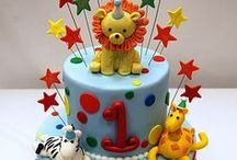 Funky Specialty Cakes / Funky Cake designs for many occasions! Bursting with ideas!