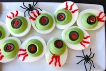 Halloween Treats / Fun and creative ideas for Halloween Treats / by metroparent