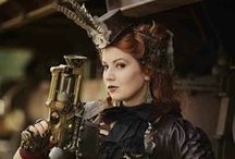 Steampunk/Dieselpunk / Outfits and projects, inspiration.