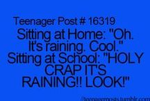 Teenager things Adults don't understand