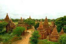 Laos & Yangon, Myanmar