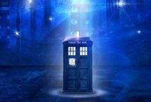 D o c t o r    W h o / I wanted to see the universe, so I stole a Timelord and ran away...