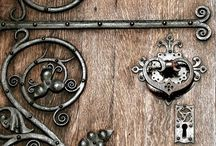 Doors, Windows, Knobs & Handles Around The Worlds..