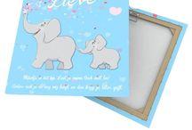 Baby & kinderkamer Meisjes / Muurdecoratie voor de babykamer en kinderkamer. Lieve ontwerpen en schattige illustraties. Onze decoraties worden gratis gepersonaliseerd! https://www.lievespulletjes.nl/