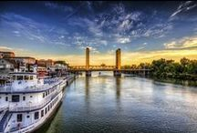 Sacramento, Past and Present / by Traveling Ruygt