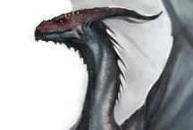 Dragons / Dragons, wyvern, wyrms and other creatures.