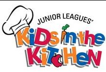 Children's Health and Wellness & Kids in the Kitchen / The goal of the Junior Leagues' Kids in the Kitchen initiative, which is supported by The Association of Junior Leagues International Inc. and its member Leagues, is to empower youth to make healthy lifestyle choices and help reverse the growth of childhood obesity and its associated health issues.