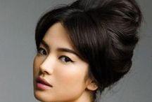 Dramatic Bridal Hair