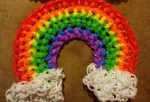 My Rainbow Loom Creations