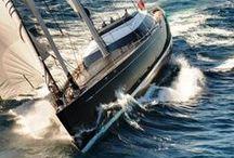 Inspiration: Sailing