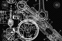 Inspiration: Technical Drawings