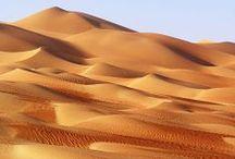 Inspiration: Desert