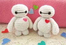 Crochet / Patterns, tips and inspiration.