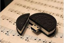 USB MEMORY STICK / Cool USB  / by RKT Service